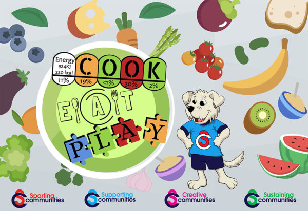 Cook Eat Play Book