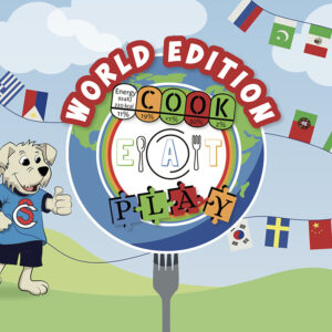 Cook Eat Play Book World
